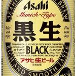 アサヒ黒生/アサヒビール